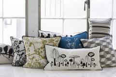 Les coussins en décoration