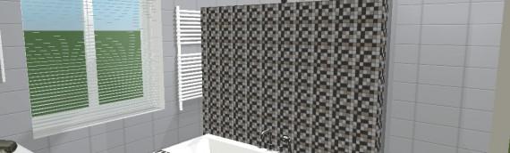 Propositions pour l'aménagement d'une salle de bain