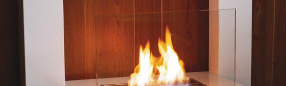 Chauffage écologique : tout savoir sur les cheminées à l'éthanol