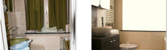Rénovation d'une salle de bain à Liège